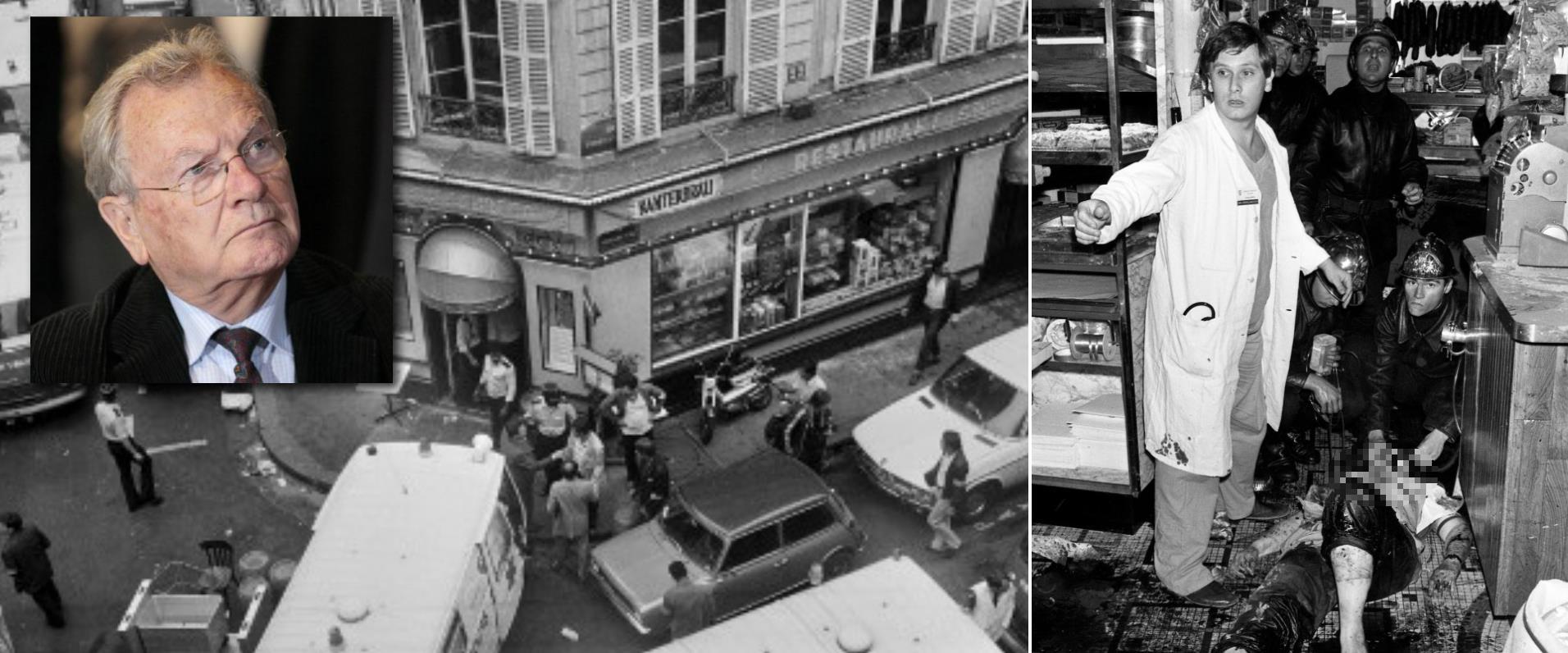 """פיגוע התופת והירי במסעדת """"ג'ו גולדנברג"""" בפריז, 198"""