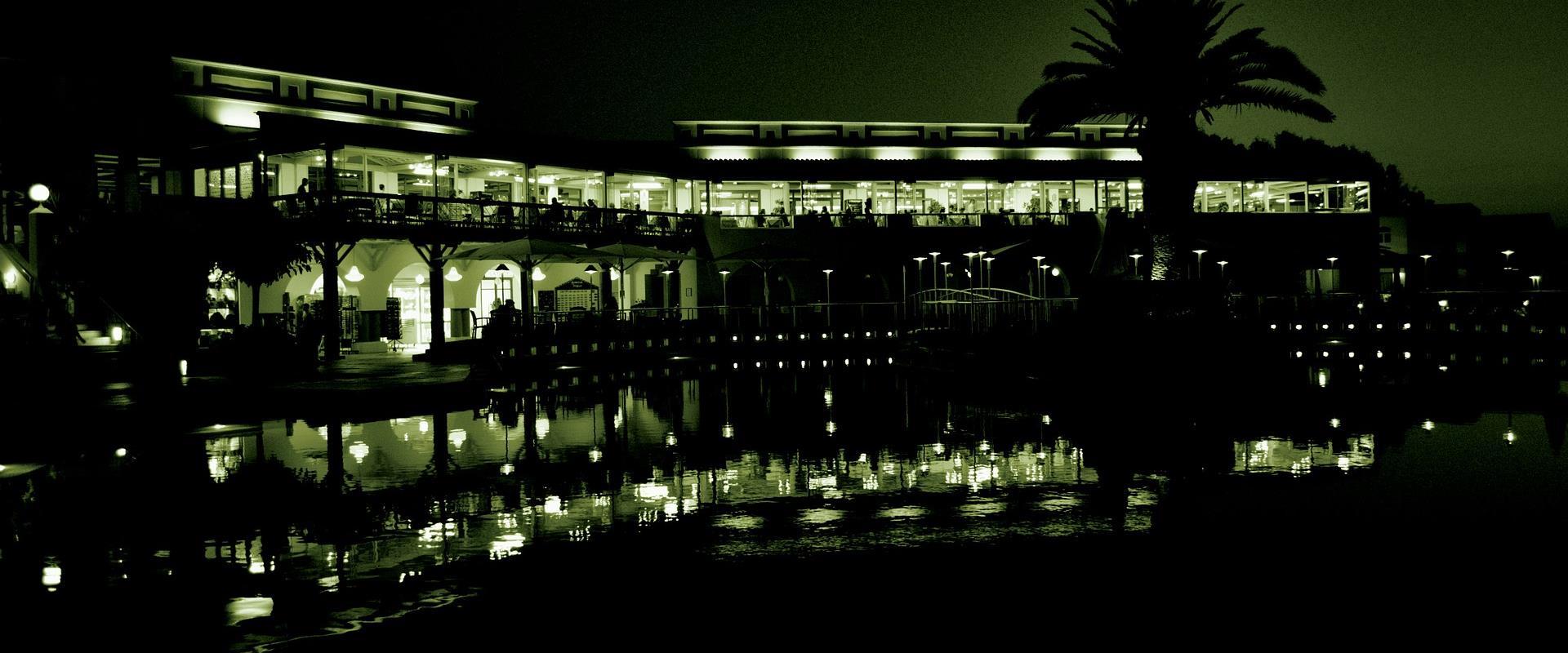 בית מלון בכרתים
