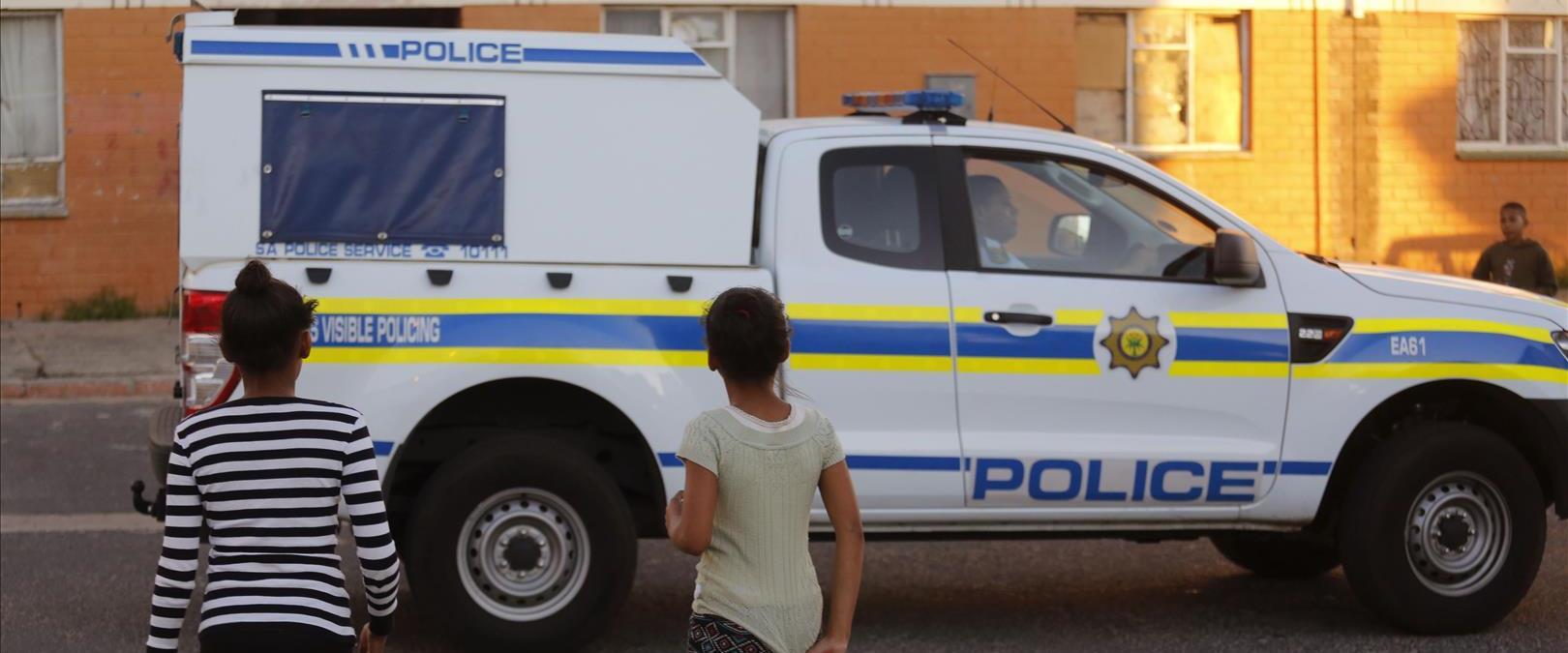 משטרת דרום אפריקה