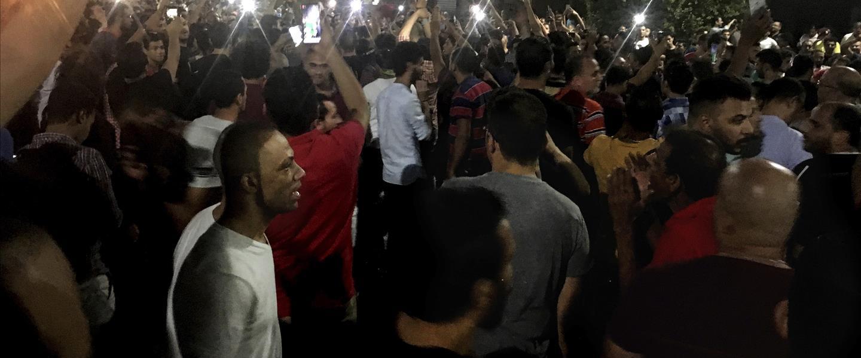 המחאות במצרים נגד א-סיסי