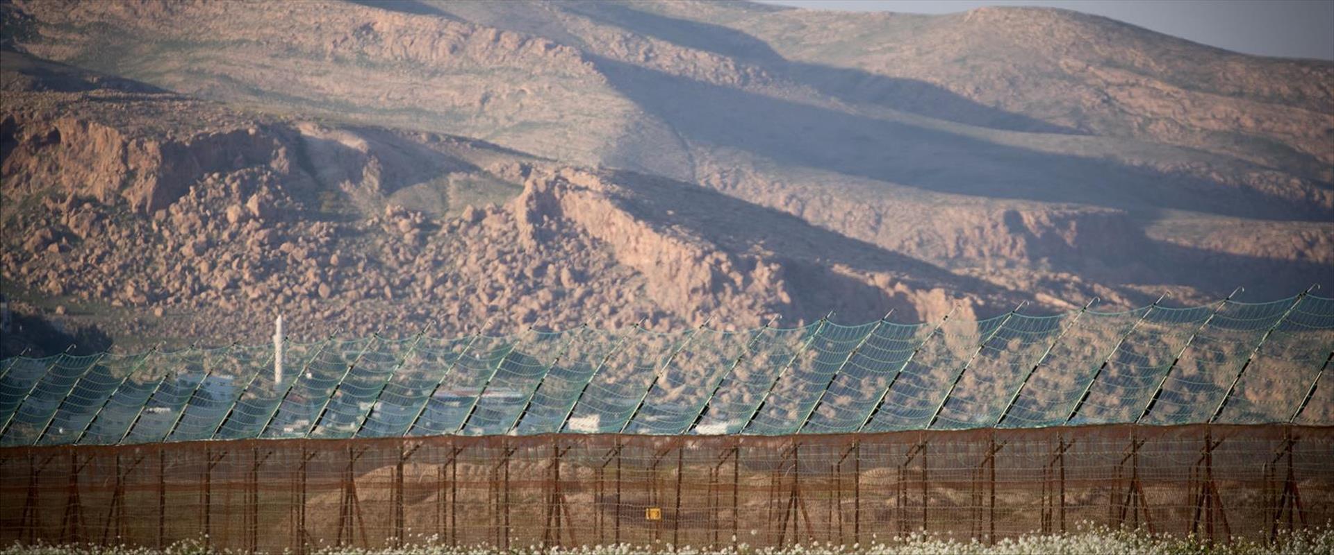 גבול ישראל - ירדן