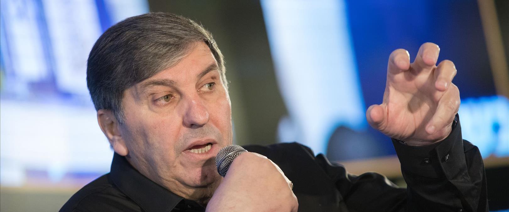 יושב ראש קרן קיימת לישראל דני עטר