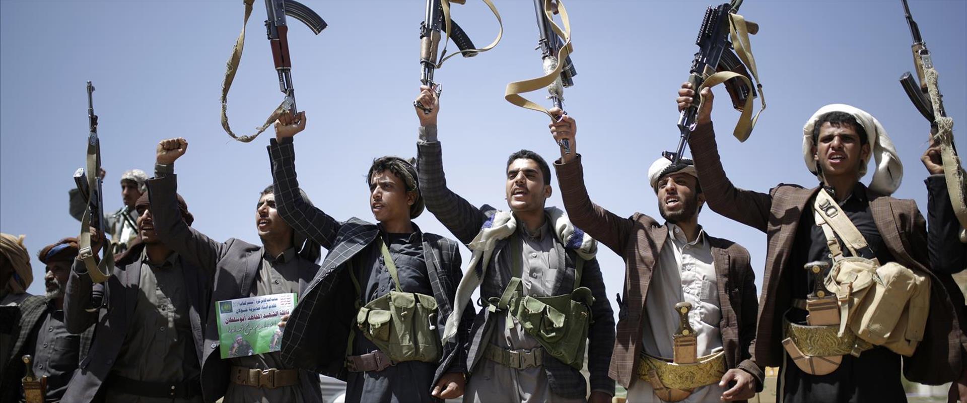 מורדים חות'ים בתימן, בשבוע שעבר