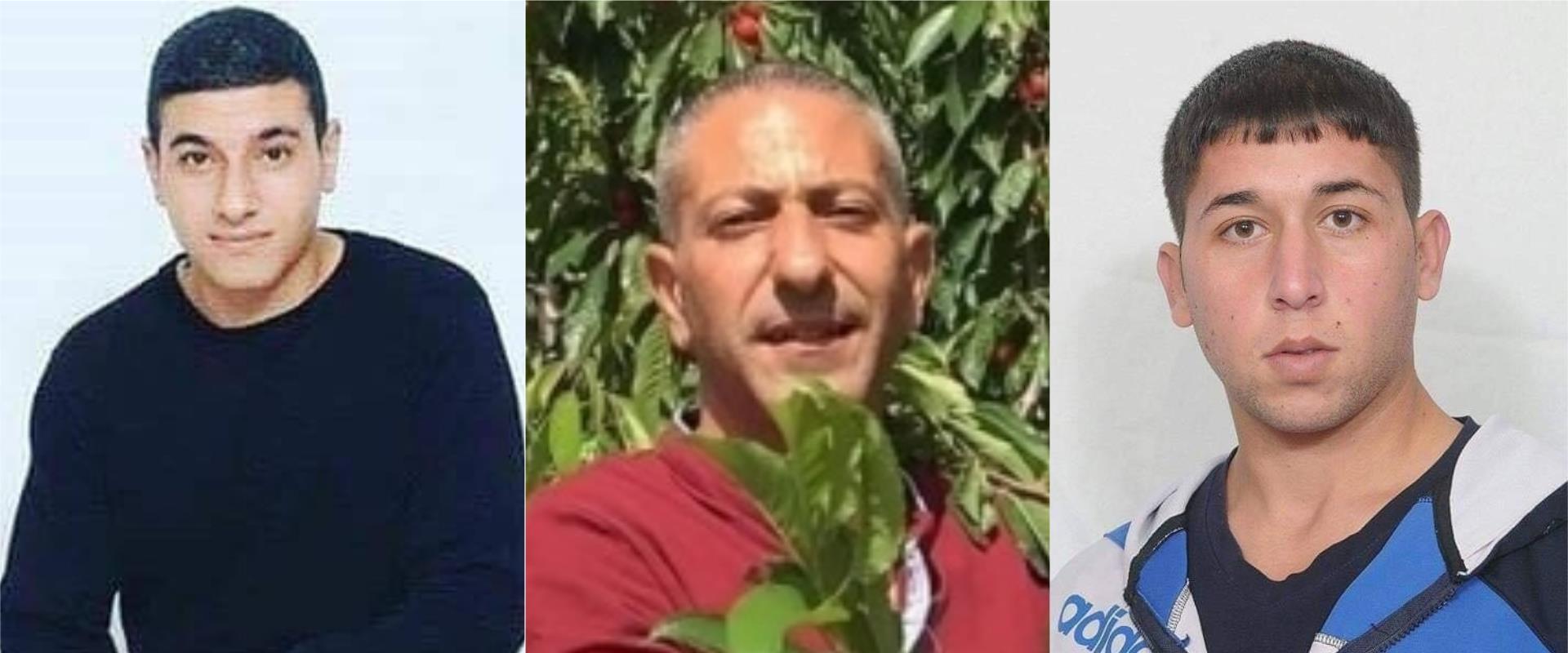 סאמר ערביד ראש חולית הפיגוע בדולב בו נרצחה רנה שנר