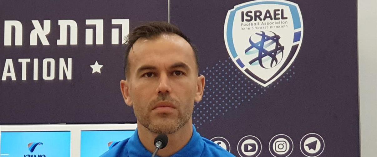 ביברס נאתכו, קפטן נבחרת ישראל