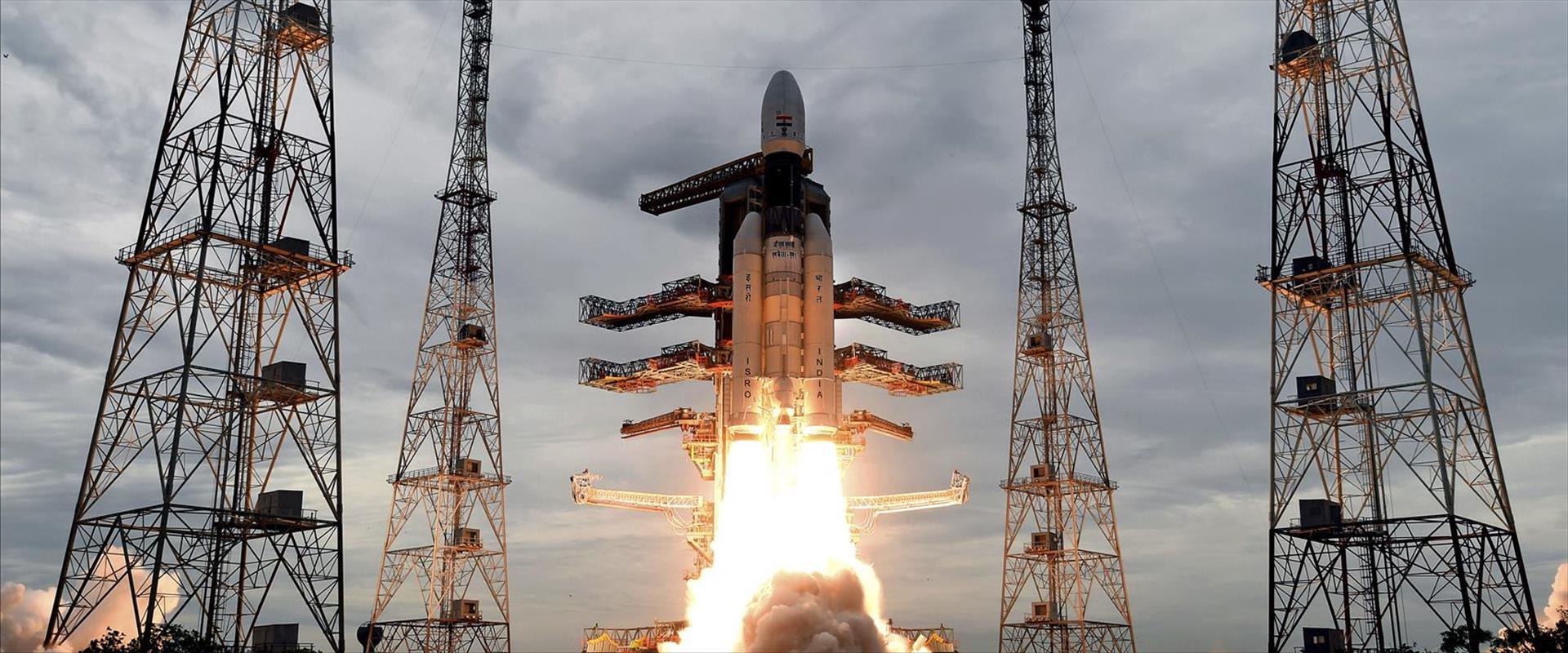 שיגור החללית בהודו, ביולי שעבר