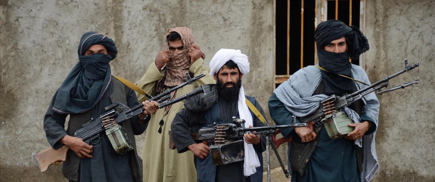כוחות טאליבן באפגניסטן