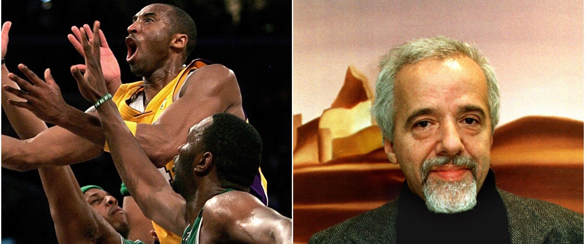הסופר הברזילאי ושחקן הכדורסל המנוח