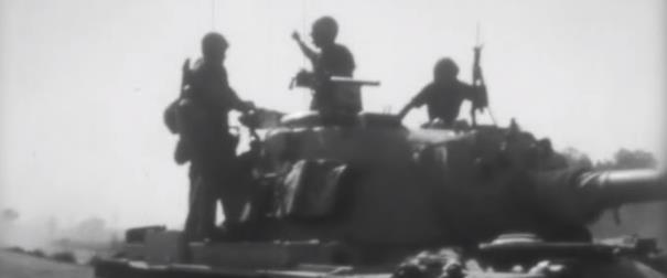 תיעוד ממלחמת יום הכיפורים - 1973