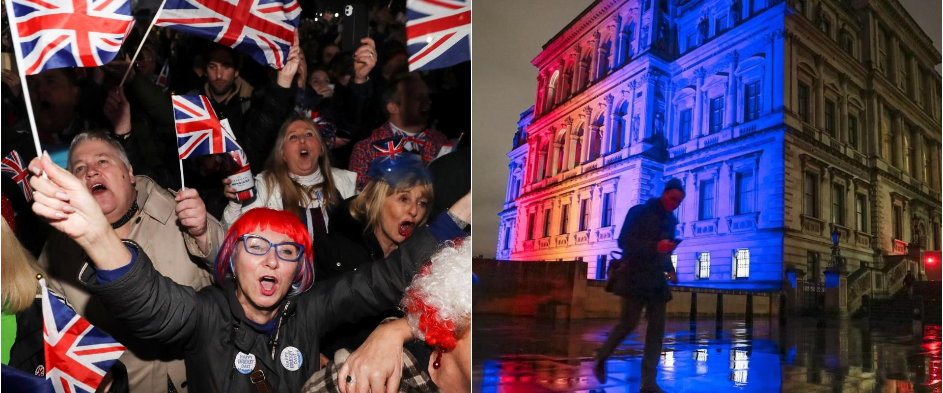 בריטניה עוזבת את האיחוד האירופי