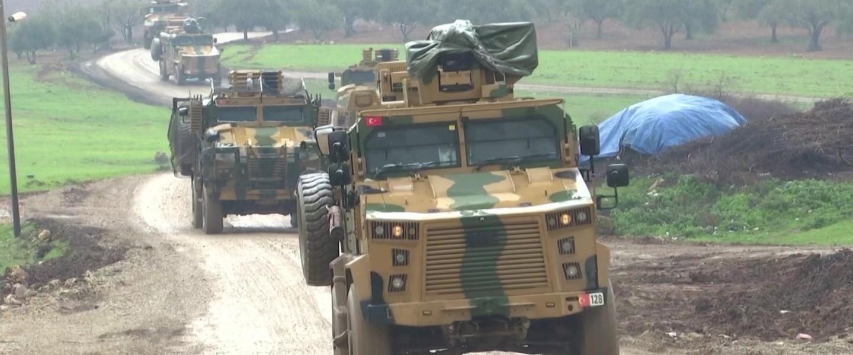תגבור כוחות טורקיים בסוריה