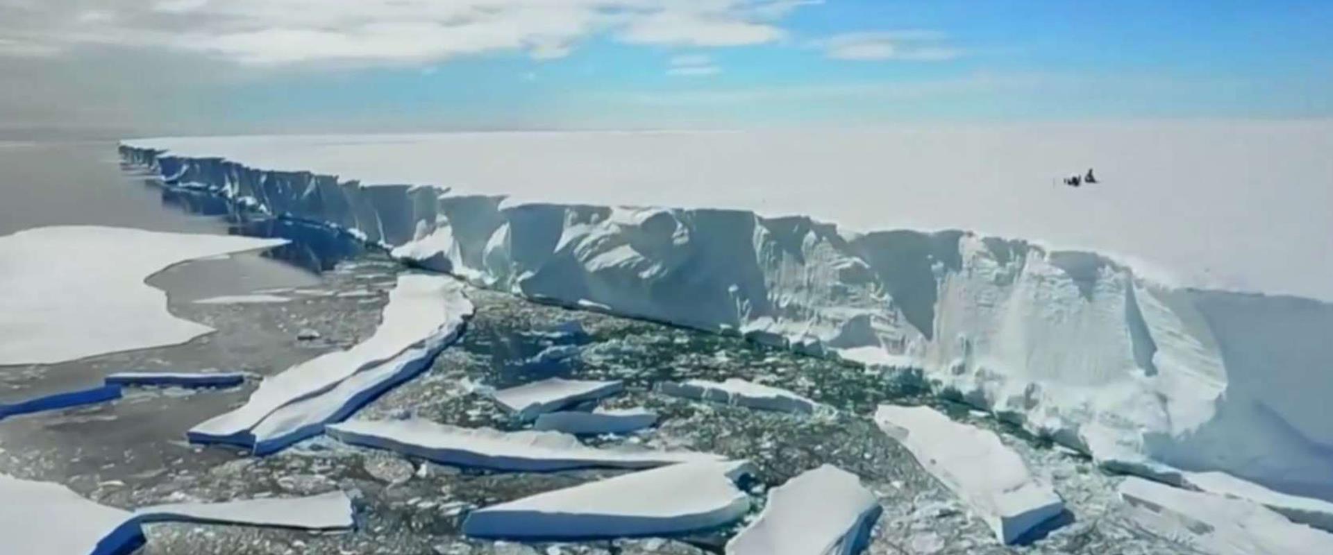 """""""המקפיא"""" של כדור הארץ מתחמם: חשש מהצפות ענק"""