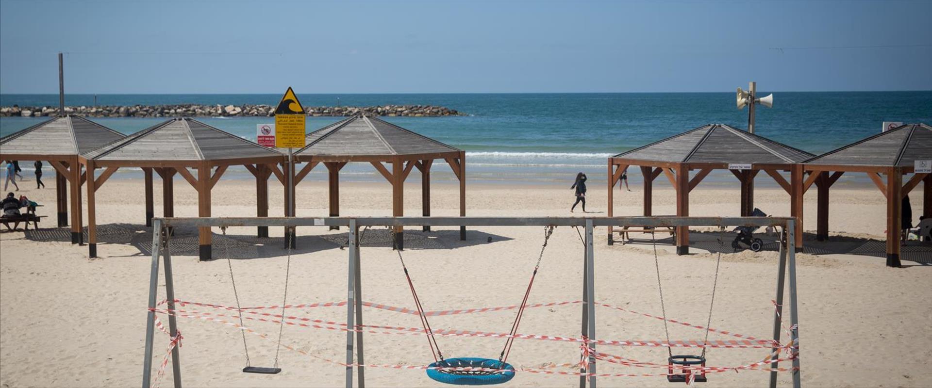 חוף תל אביב, היום