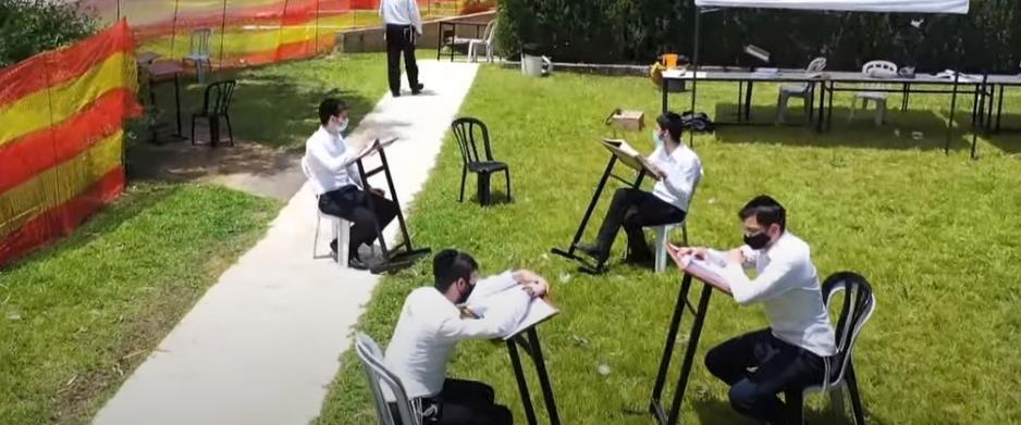 לימודים בישיבה