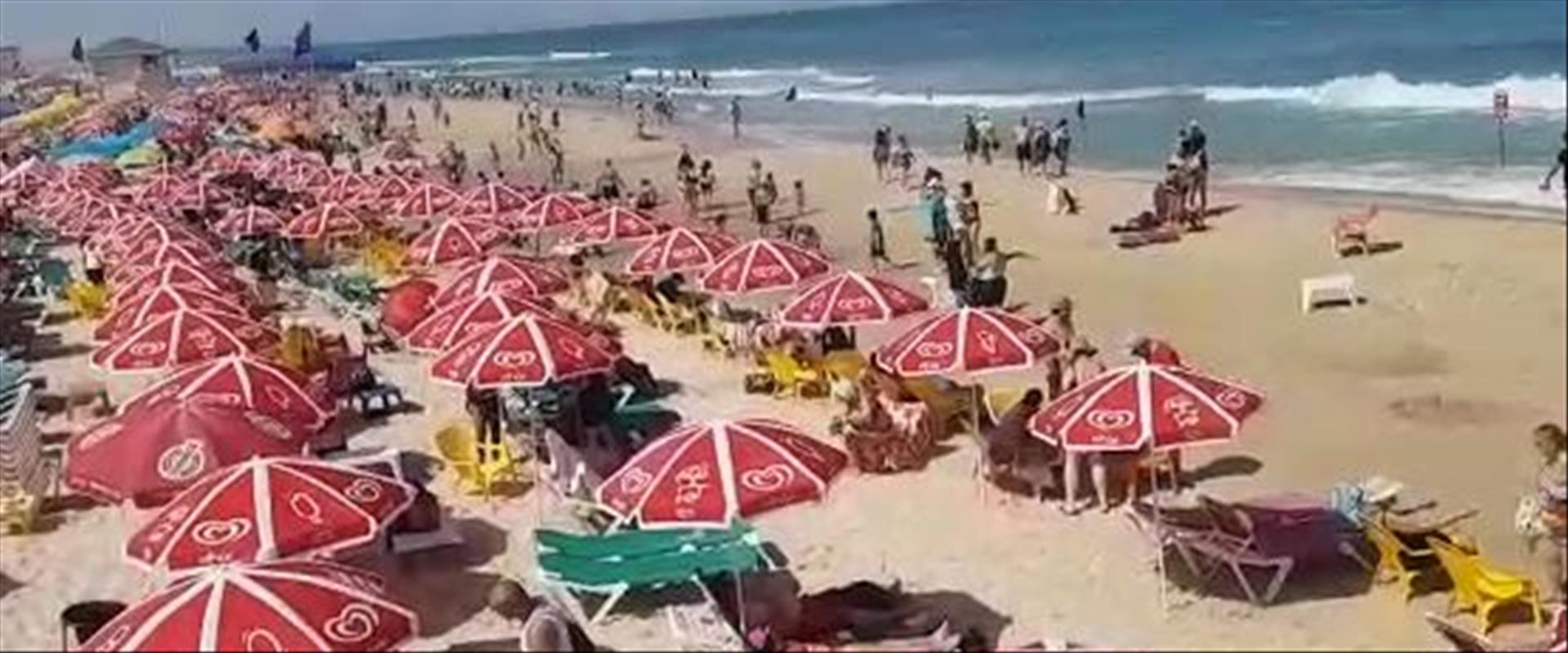 """חוף בראשל""""צ"""