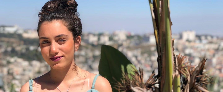עורוב חביבאללה שנהרגה בתאונה בנוף הגליל