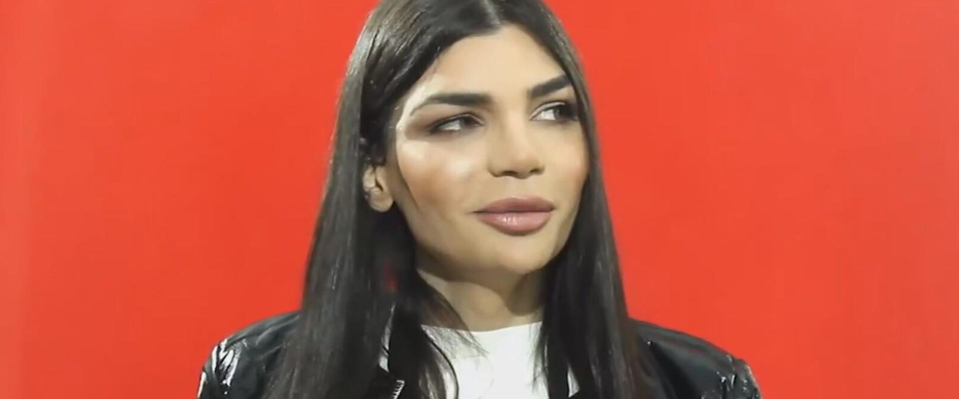 ג'ואל בדר, שחקנית טרנסג'נדרית לבנונית