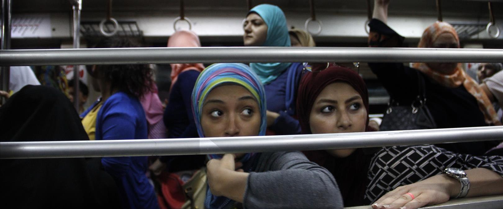 נשים במצרים, 2014