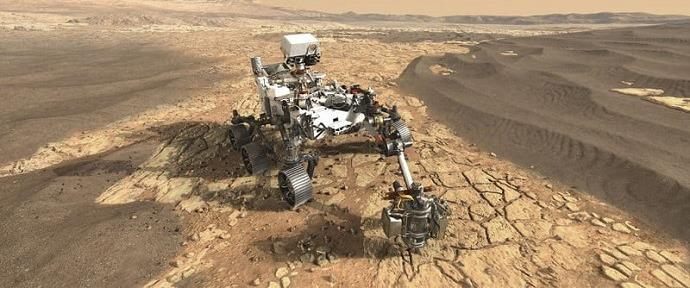 הרכב המחקרי שישוגר למאדים
