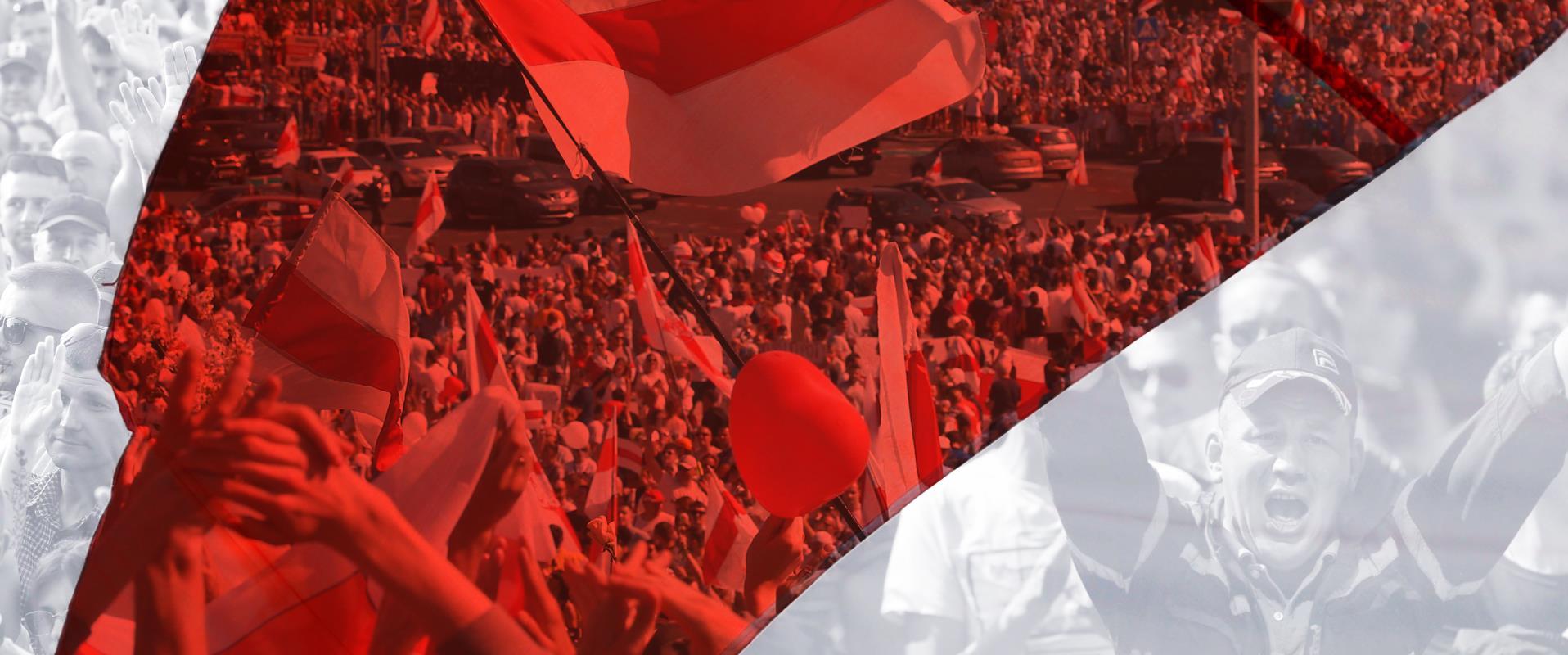 המחאה במינסק, השבוע