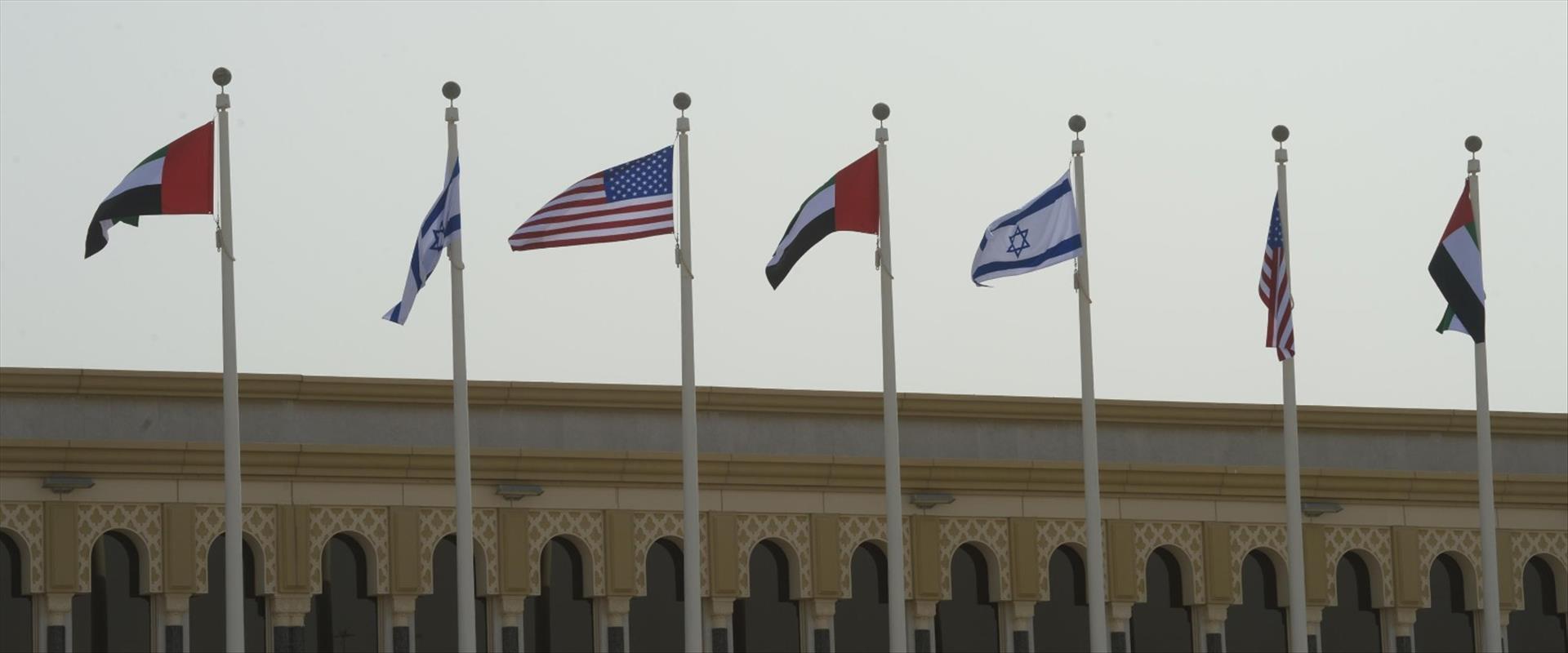 משלחת ישראלית בביקור באבו דאבי באיחוד האמירויות 31