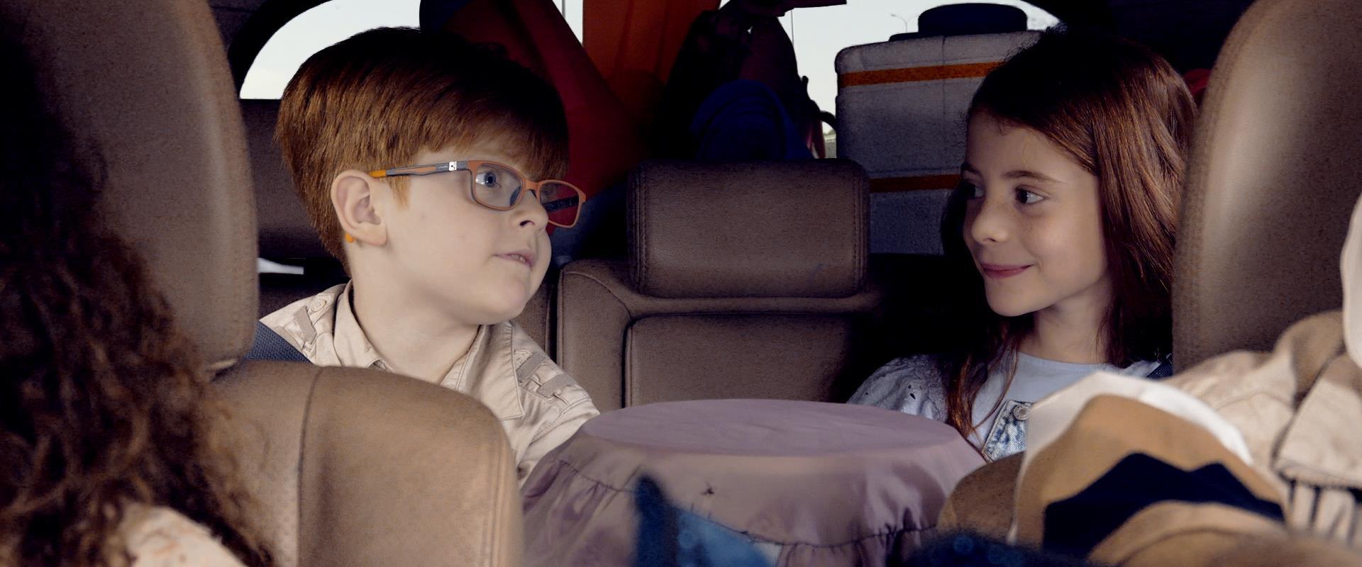 משפחה באוטו | ראש השנה