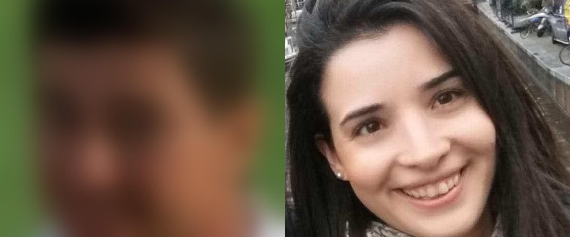 שירה ובעלה החשוד בניסיון לרצח, אתמול