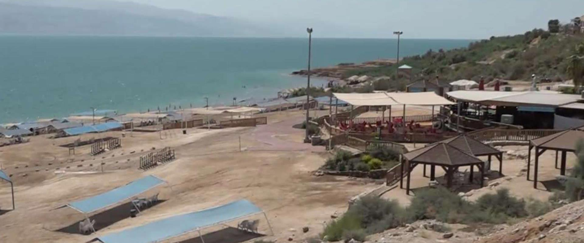 חוף בים המלח