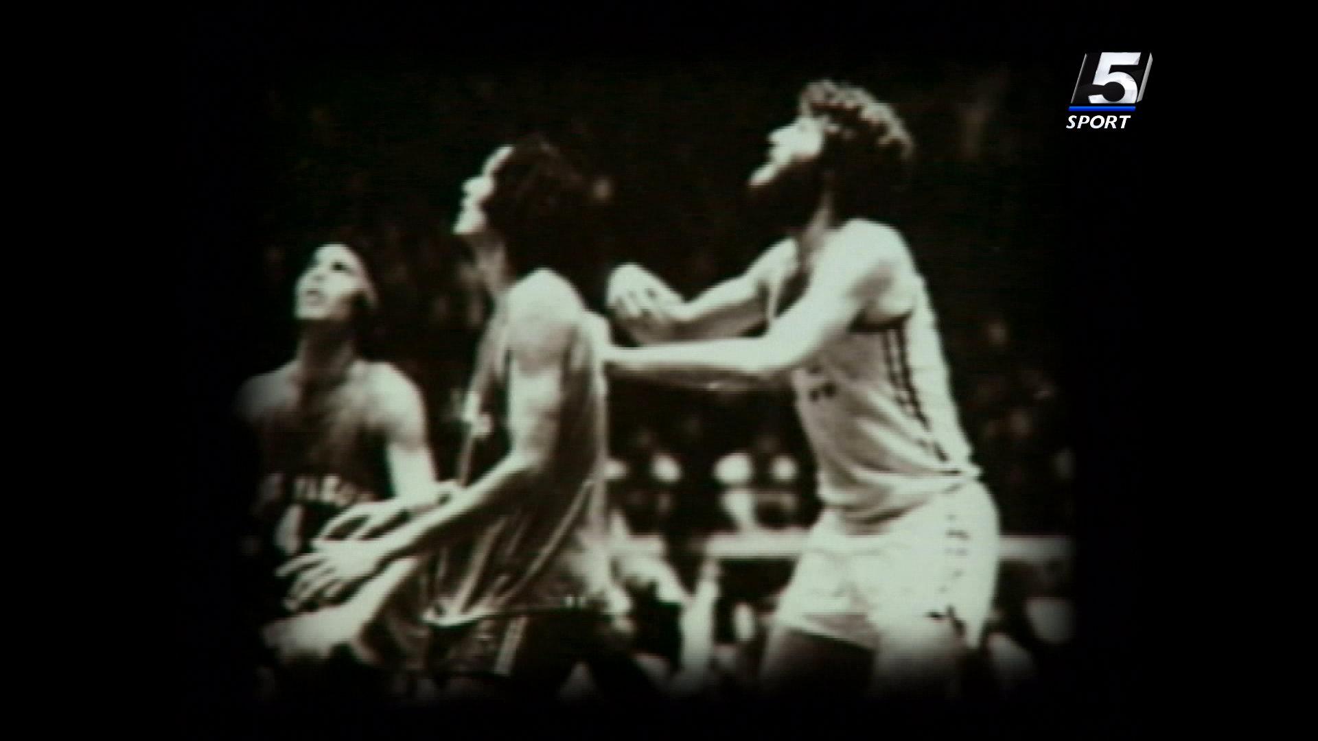 גמר הגביע ב-1976. באדיבות ערוץ הספורט