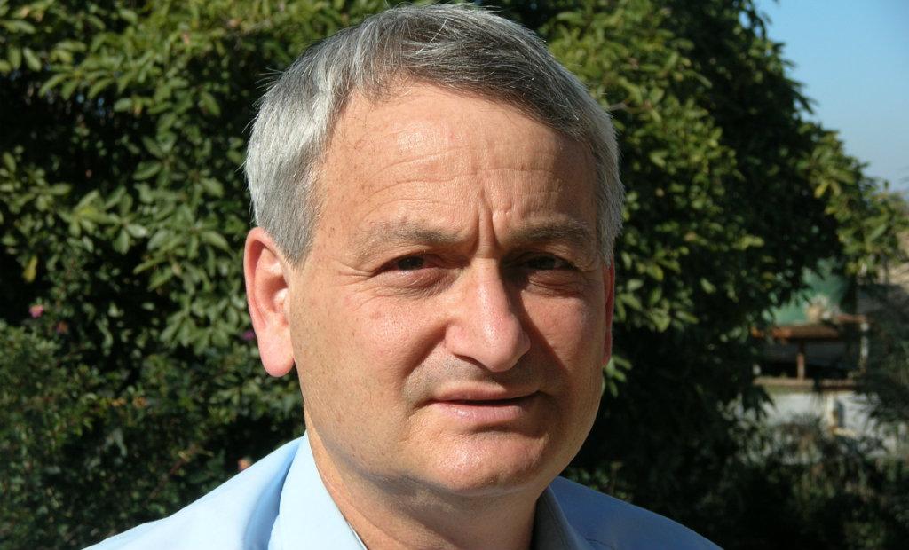 ראש מועצת שער הנגב אלון שוסטר. המענק קוצץ ב-94% בגלל העלייה בדירוג