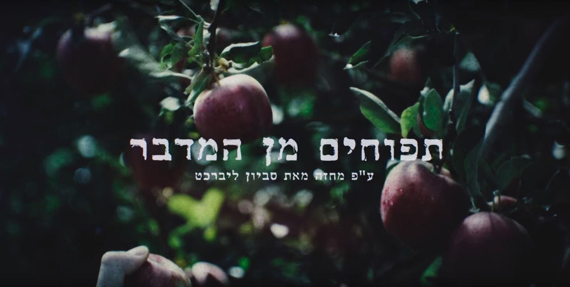 תפוחים מן המדבר