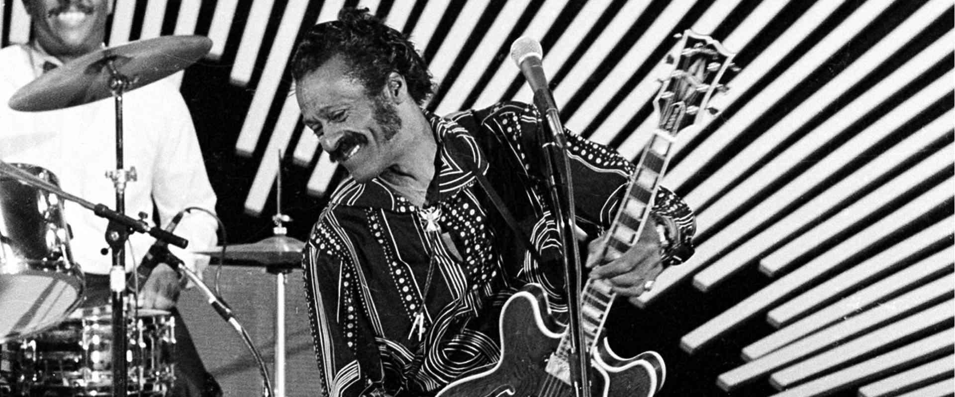 צ'אק ברי בהופעה, 1980