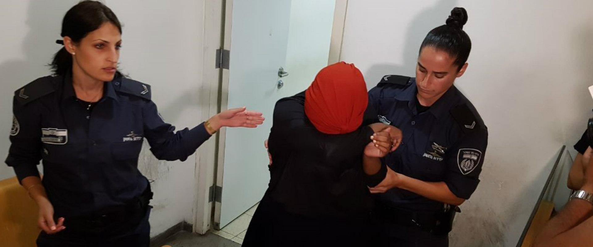 האם החשודה מובאת להארכת מעצרה