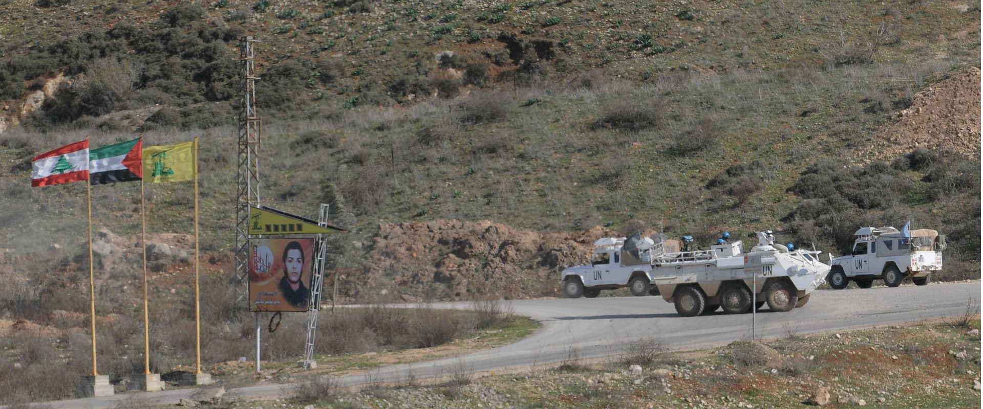 לבנון, סמוך לגבול עם ישראל