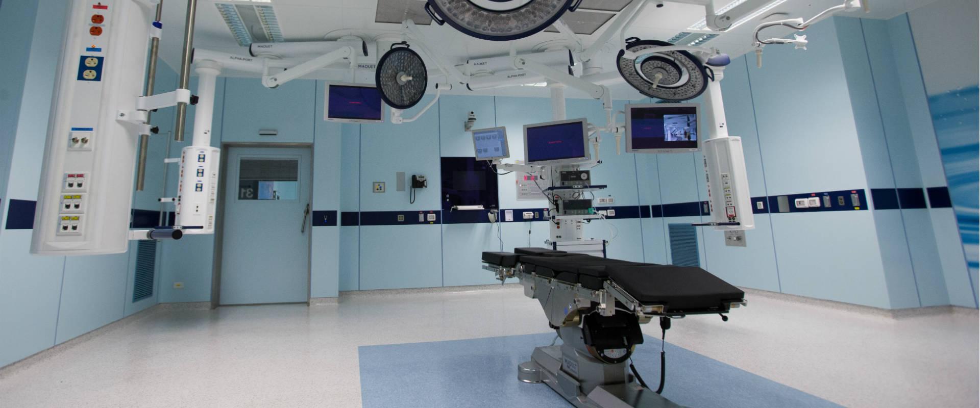חדר ניתוח, אילוסטרציה