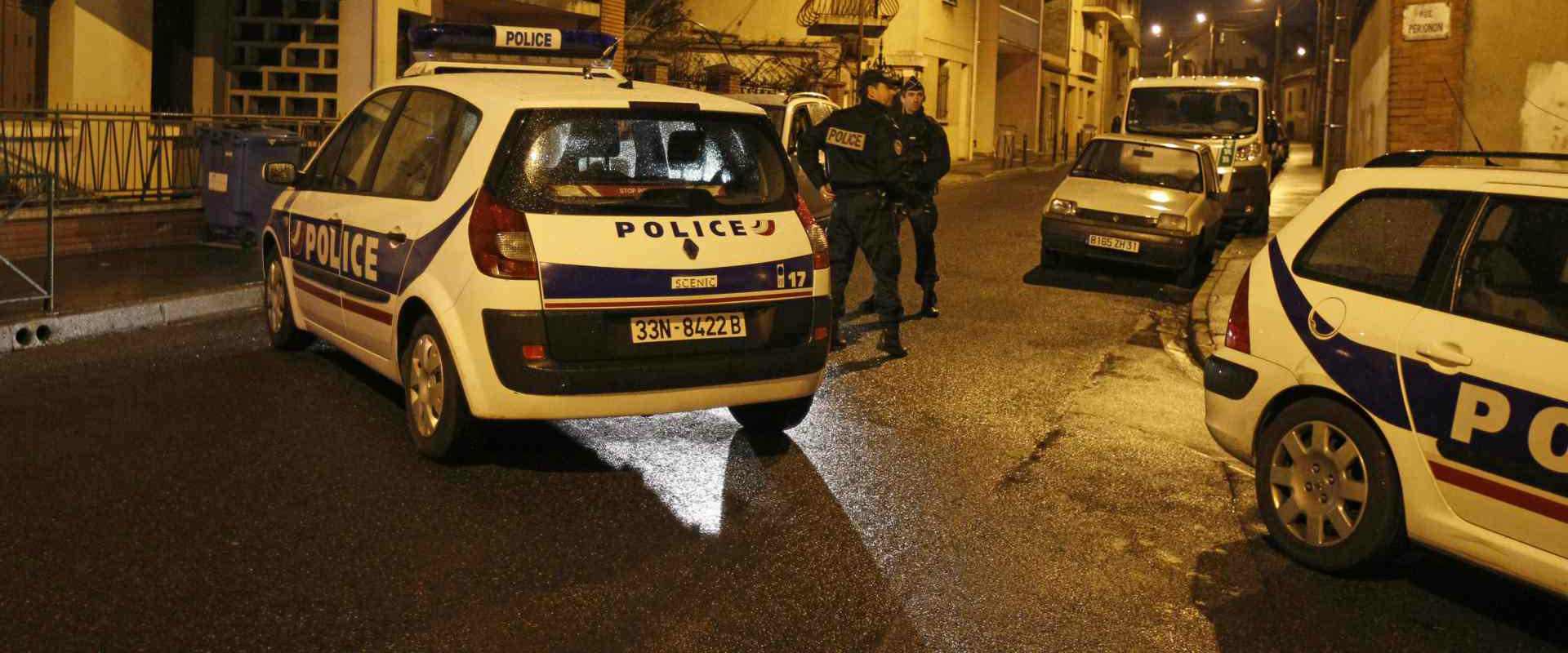 שוטרים בטולוז, צילום ארכיון
