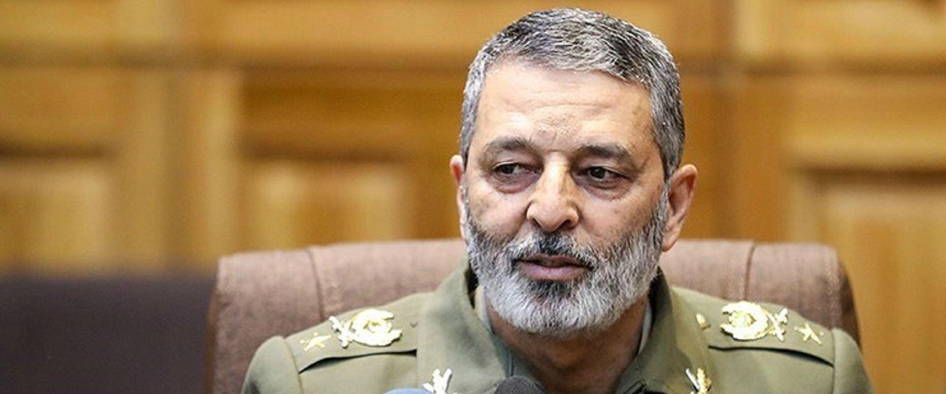 """הרמטכ""""ל האיראני החדש, מוסאבי"""