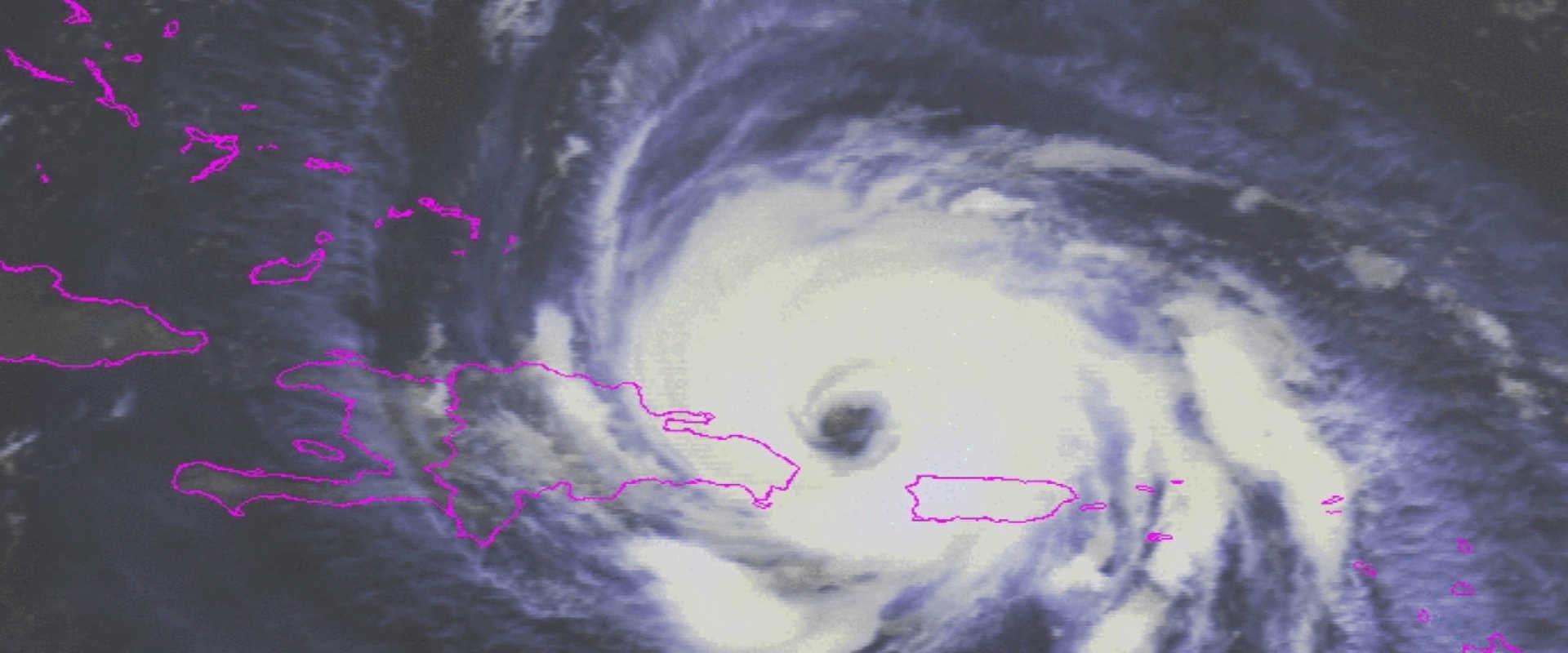 הוריקן מריה