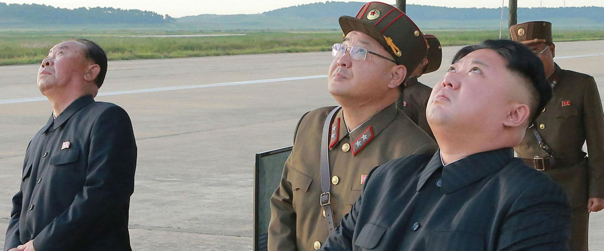 שליט קוריאה הצפונית, קים ג'ונג און