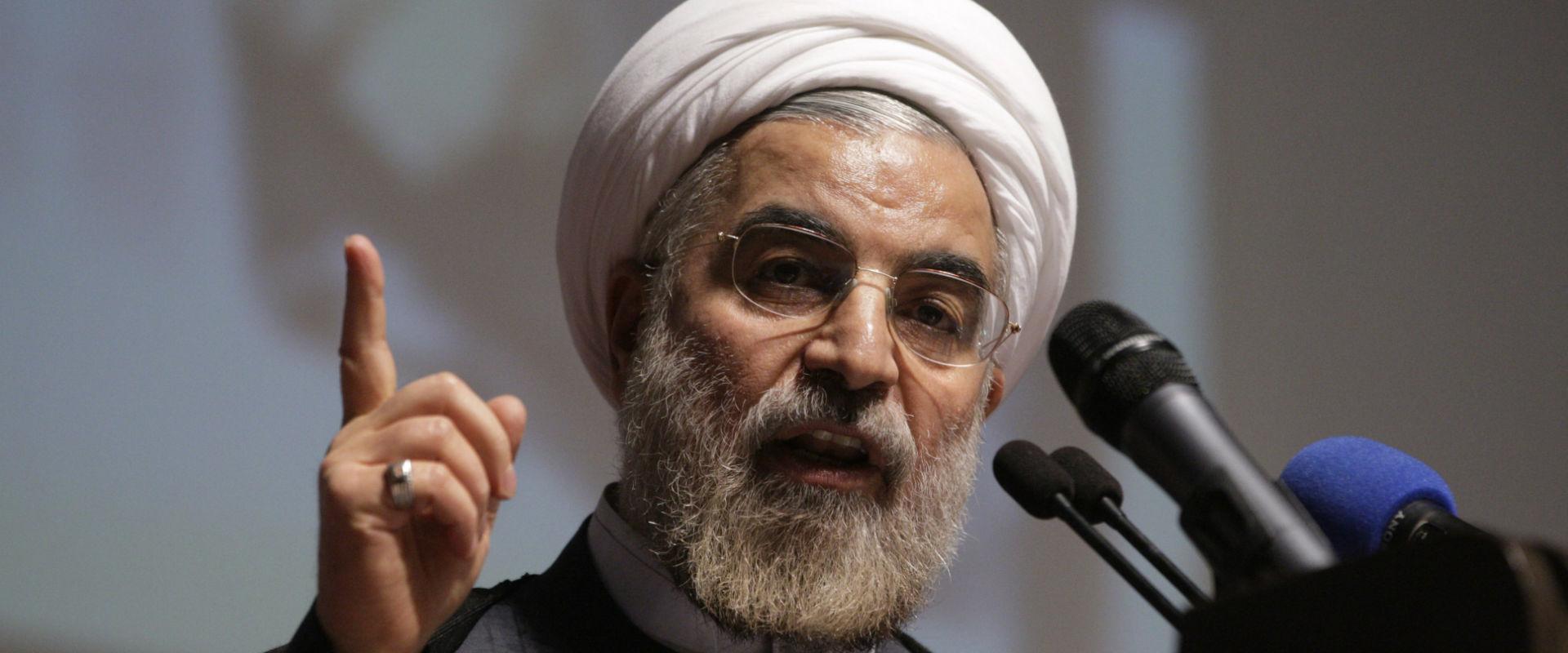 נשיא איראן, חסן רוחאני