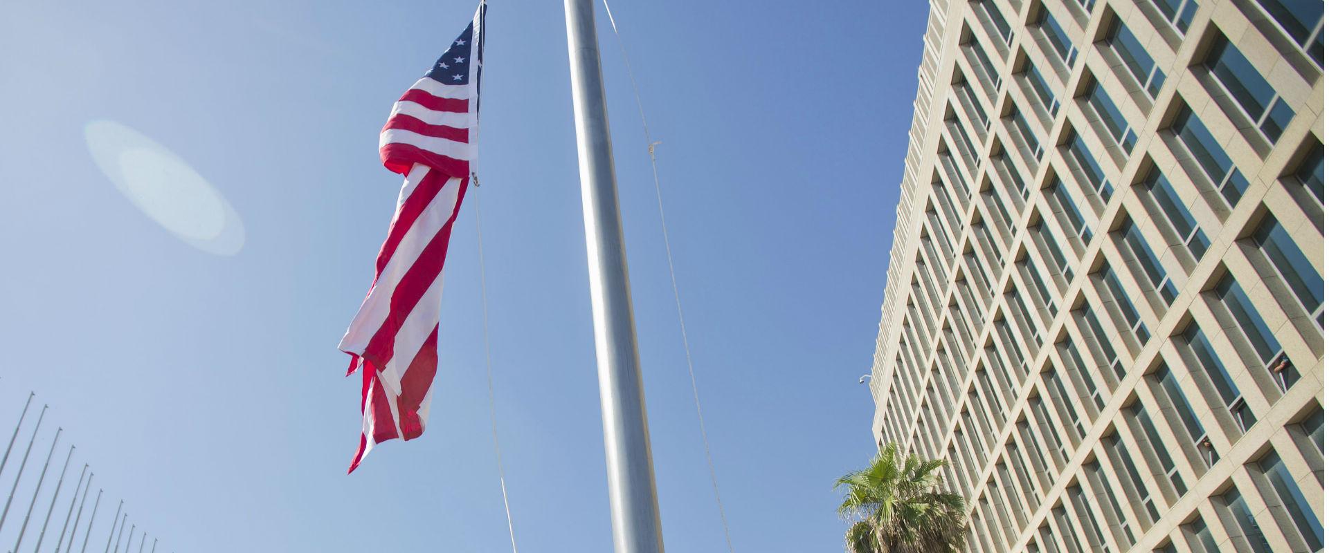 שגרירות ארצות הברית בקובה