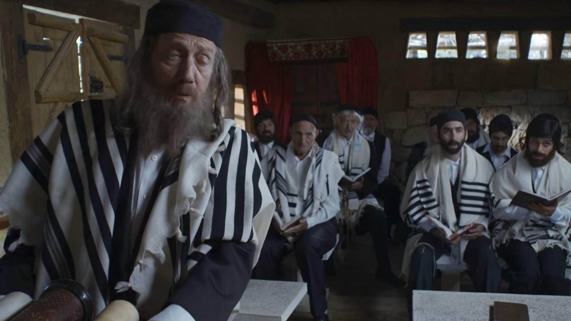 היהודים באים