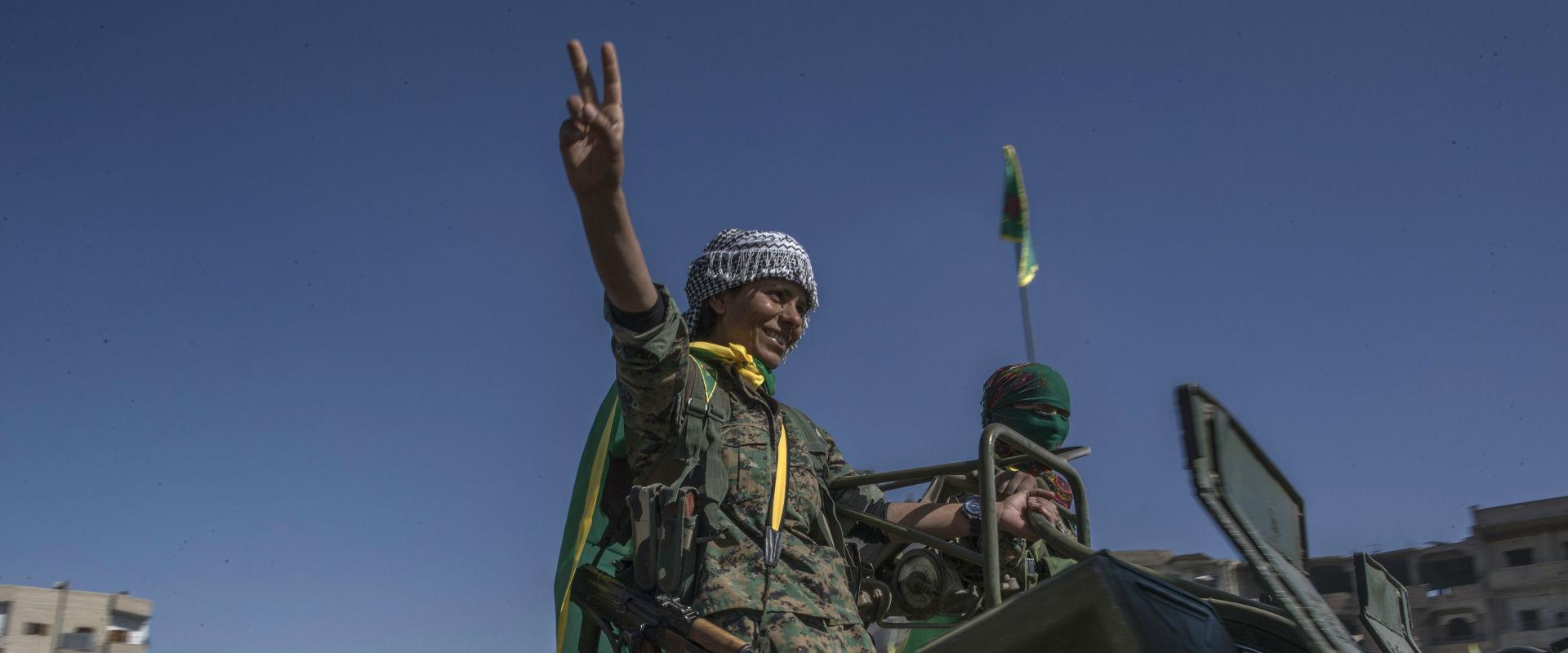 כיבוש א-רקה בסוריה