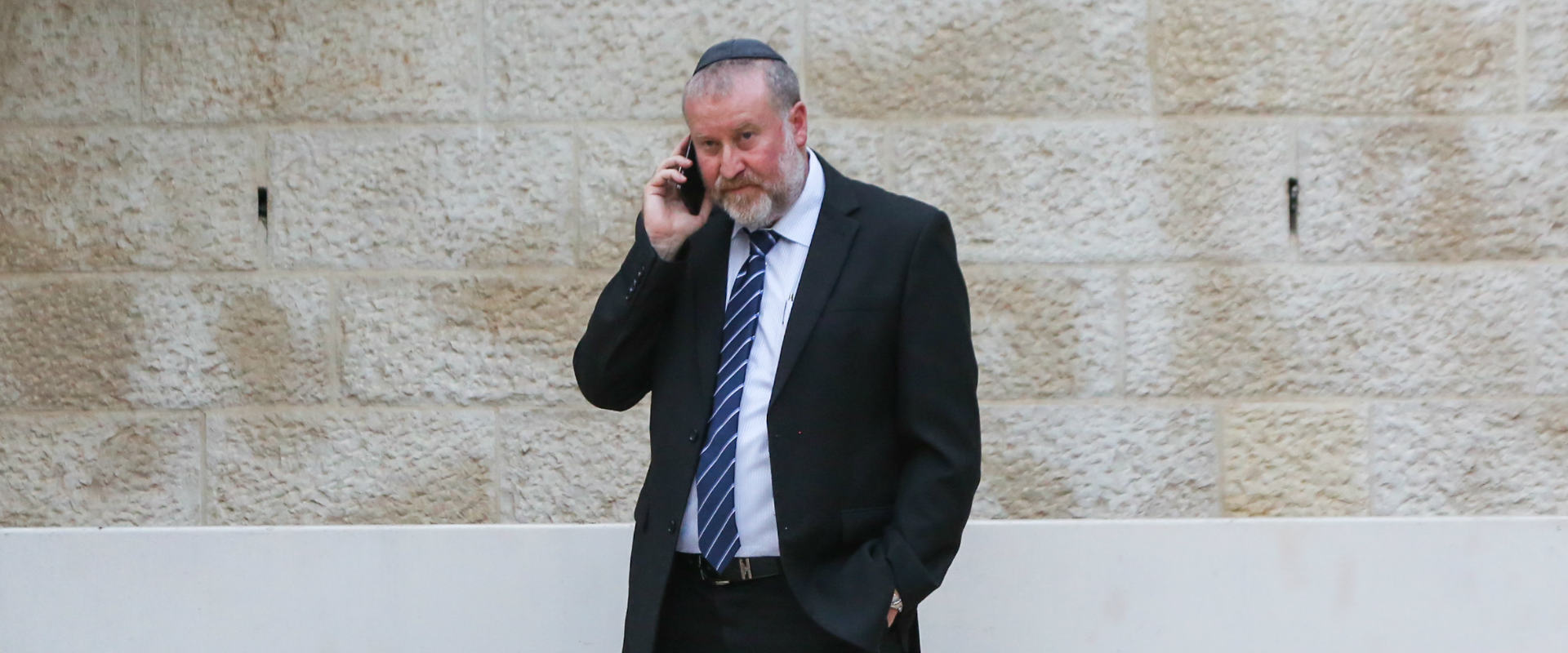 היועץ המשפטי הממשלה אביחי מנדלבליט