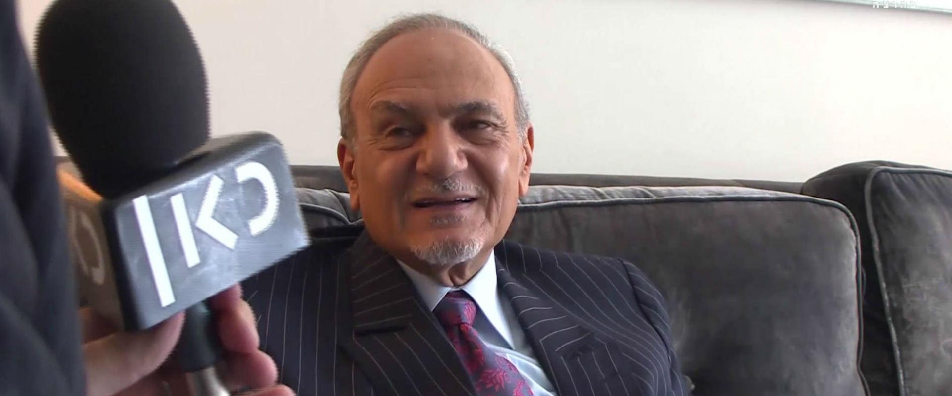 הנסיך הסעודי טורקי אל-פייסל