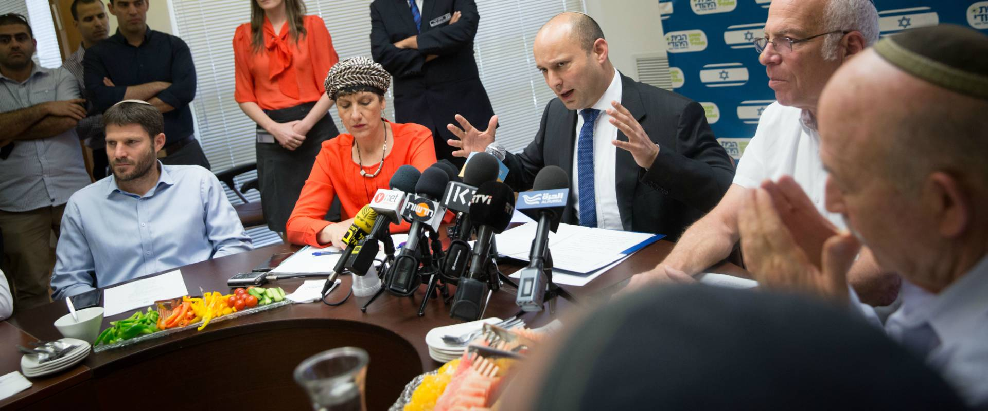 ישיבת סיעת הבית היהודי