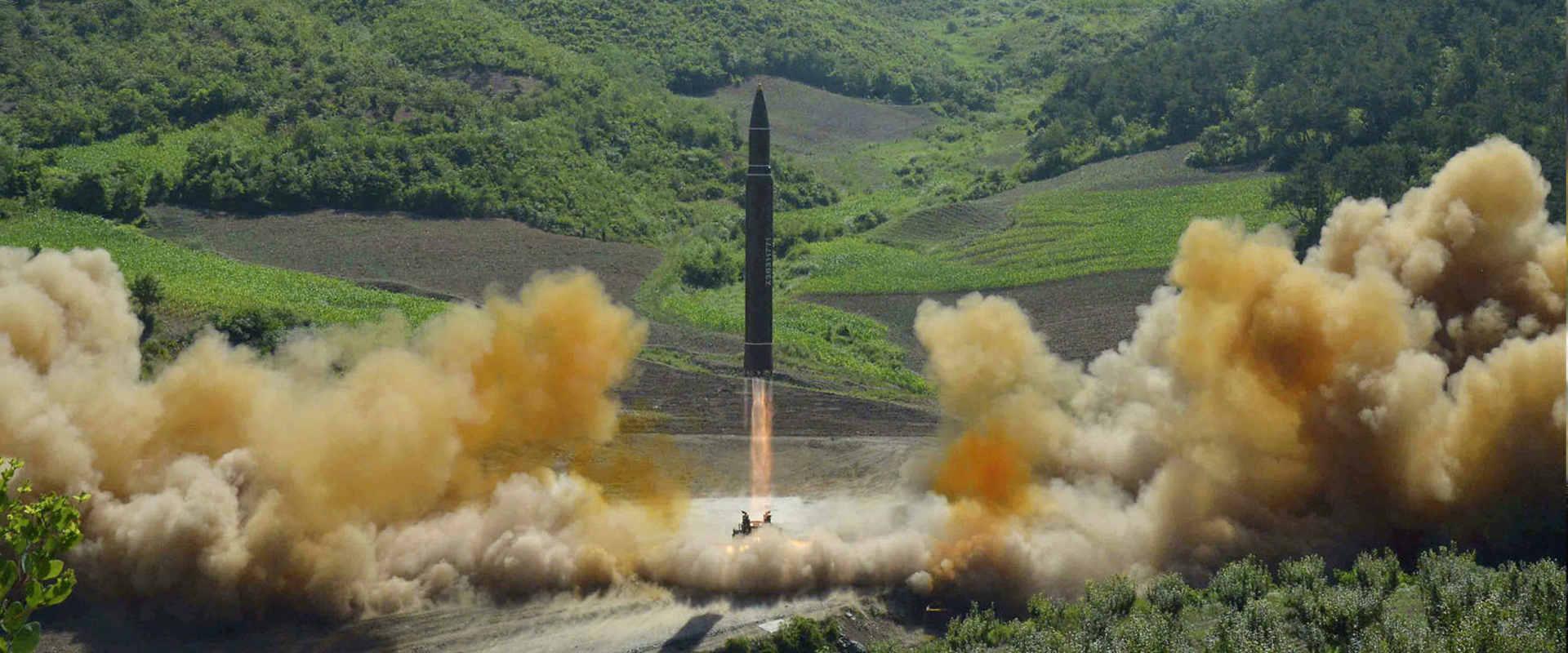 ניסוי גרעיני קודם של קוריאה הצפונית