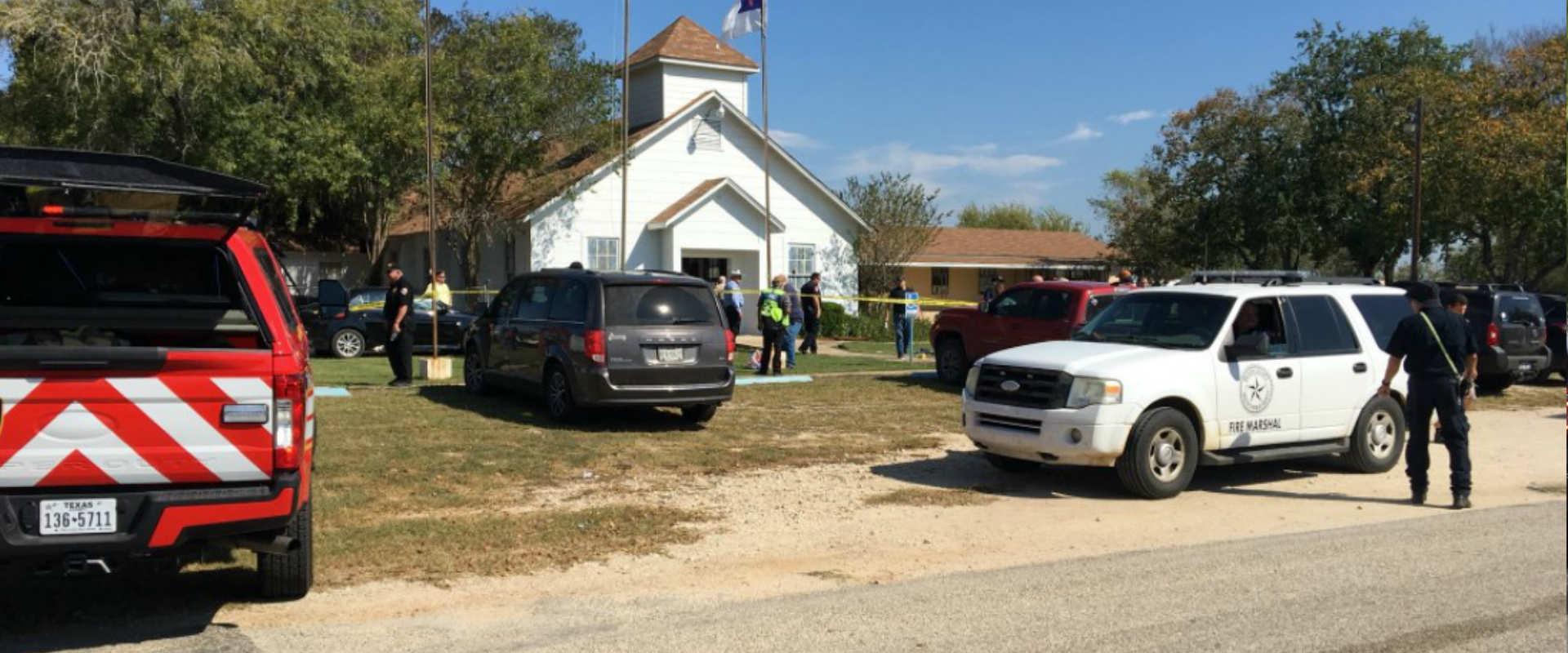 משטרה בטקסס (ארכיון)
