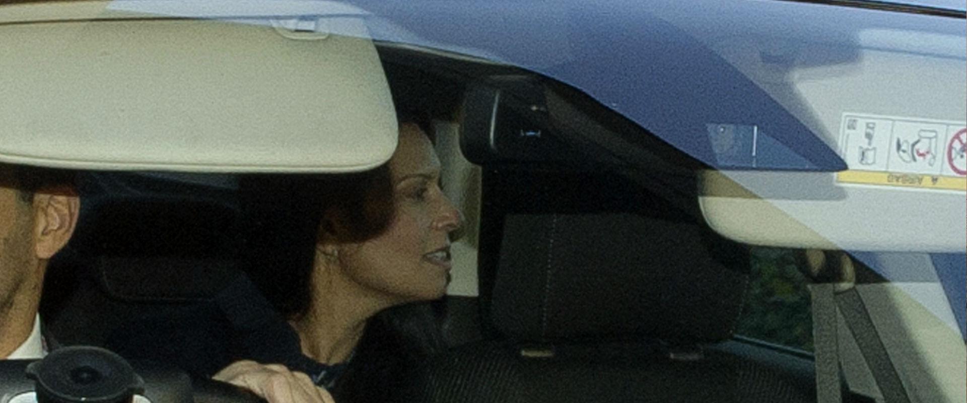 פריטי פטאל עוזבת את דאונינג 10 לאחר התפטרותה