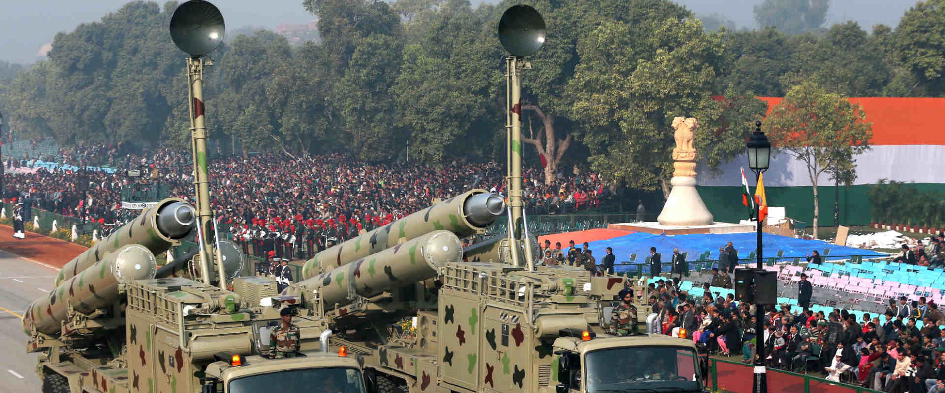 מערכת טילים של צבא הודו